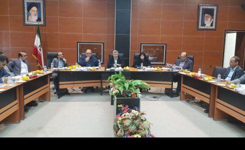 تصویب تراز مالی سال ۱۳۹۷ سازمان همیاری شهرداری های استان گلستان