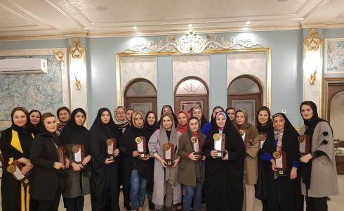 برگزاری مراسم بزرگداشت مقام زن در سازمان همیاری شهرداری های استان گلستان