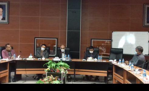 برگزاری جلسه اطلاع رسانی اقدامات و عملکرد شهرداریها